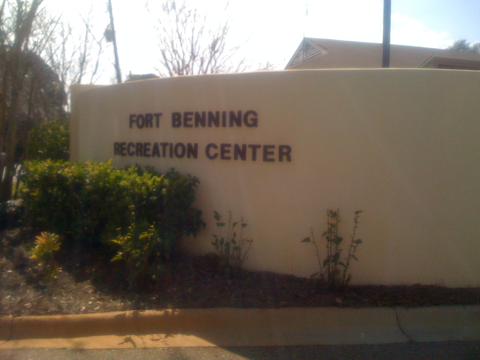 Fort Benning Destin Florida Recreation