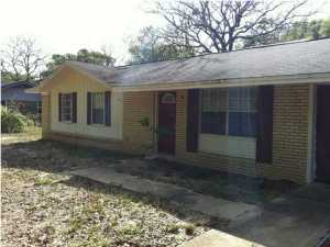 1313 Sunshine Dr Crestview FL Bank REO now sold
