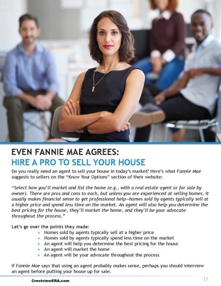 Fannie Mae agrees
