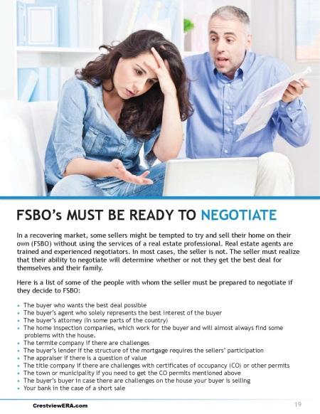fsbo negotiate