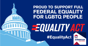 ERA American supports the Equality Act
